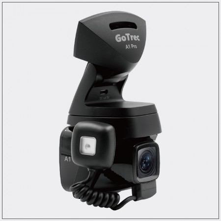 GPS磁吸式負離子行車記錄器-A1 Pro