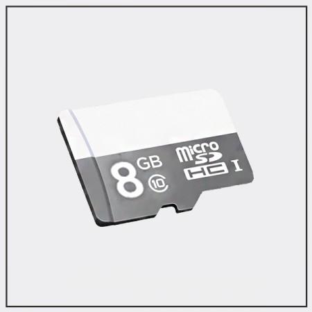 Micro SDHC記憶卡8G