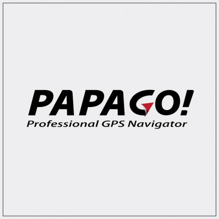 PAPAGO S1汽車衛星導航地圖