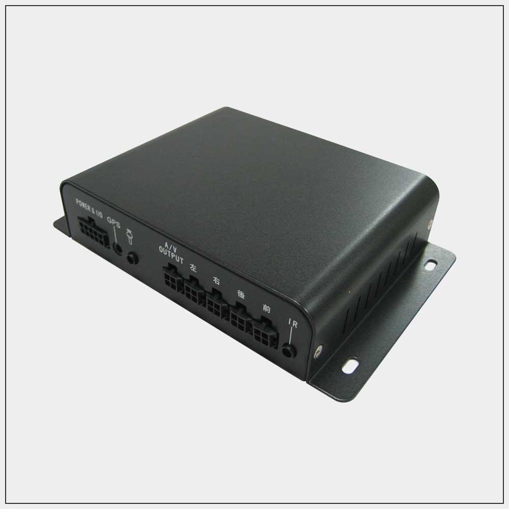 四鏡頭行車紀錄器 –CVR500