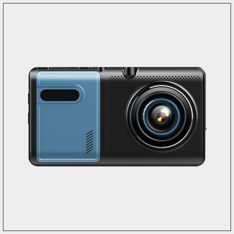 高畫質行車記錄器5吋雙鏡頭-DVR5T