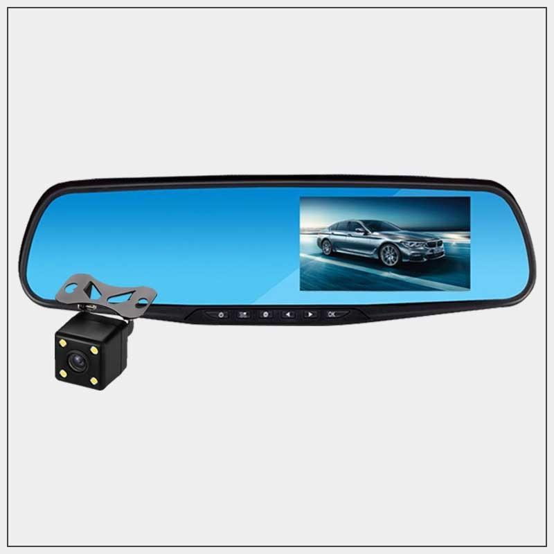 雙鏡頭行車紀錄器 - RV8
